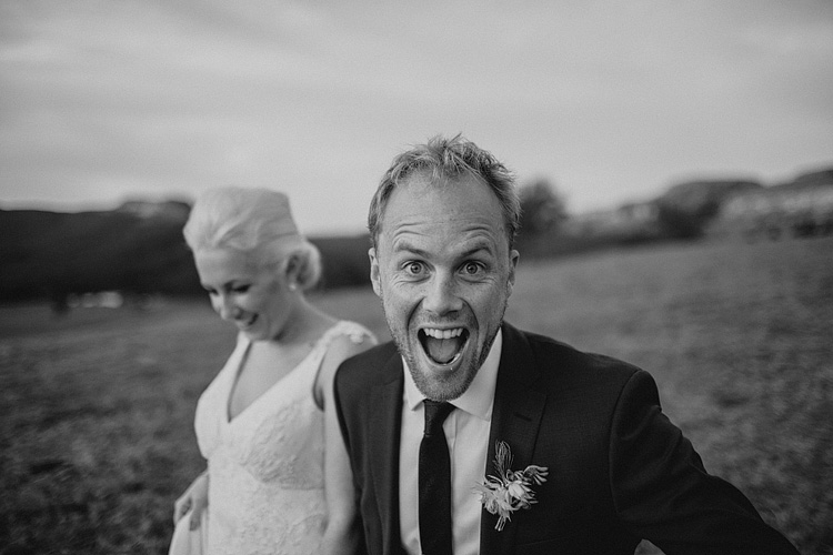 Melross farm wedding